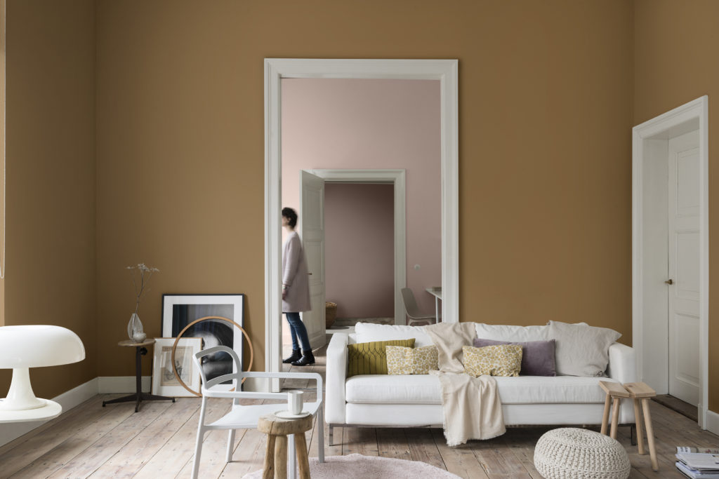 Flexa /Dulux Colour of the Year 2019 ColourFeatures