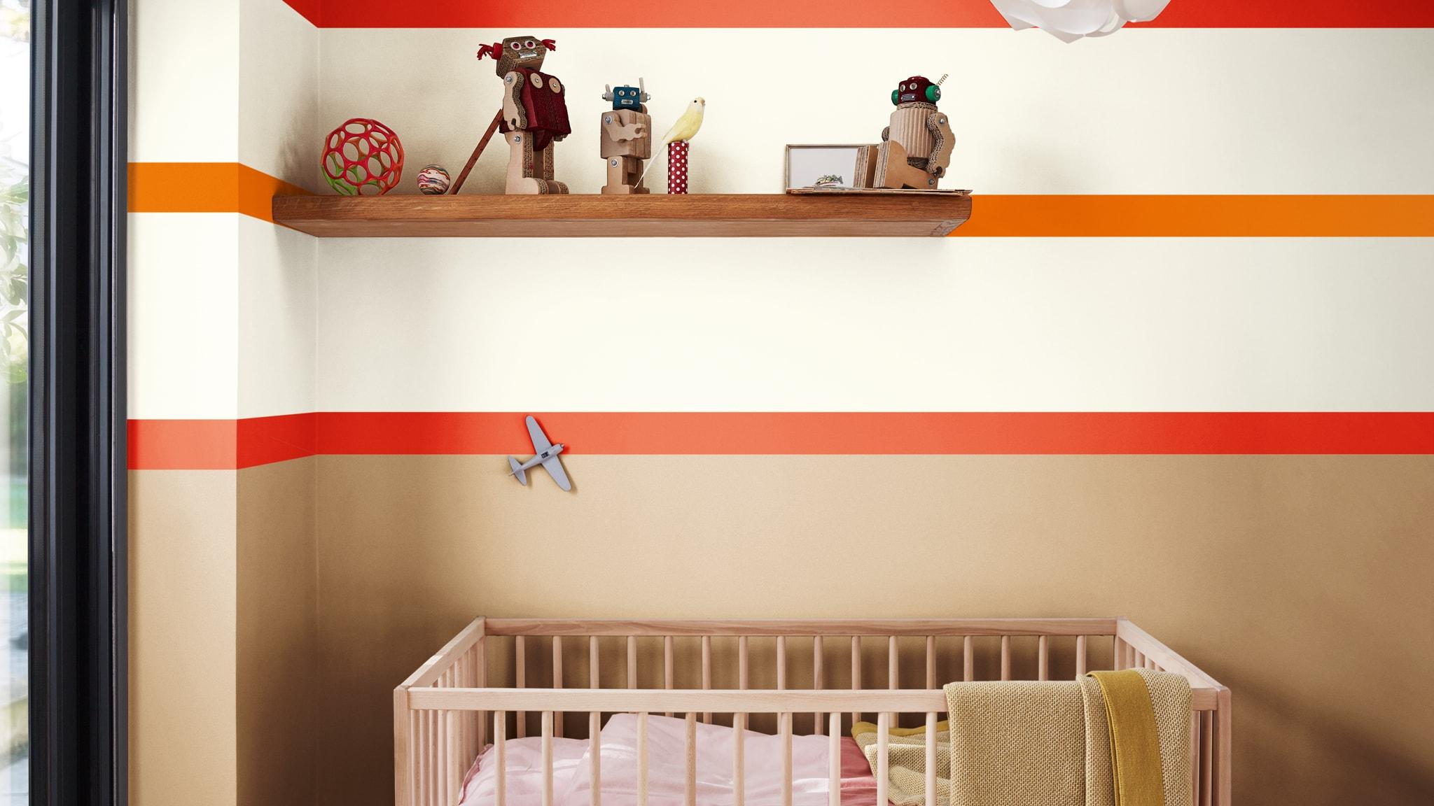 Flexa colour futures kleur van het jaar een plek om actief te