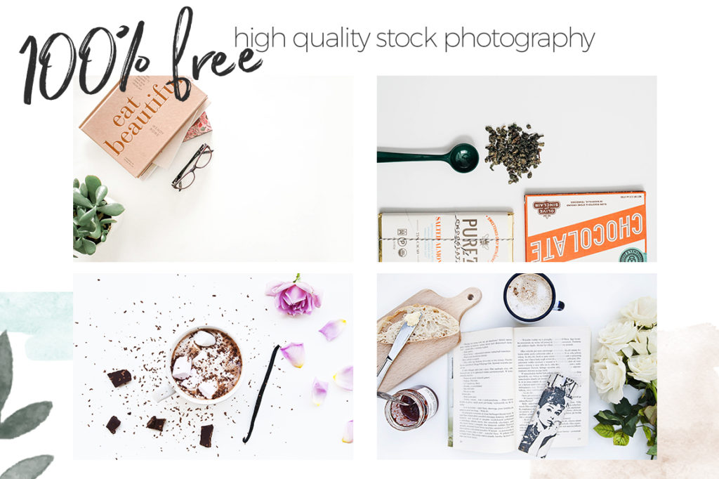 100% free to use for whatever you want stock photography // flatlay styled bundle curated by micheile henderson // a creative mess #stockphotography #freestockphotography #freestockphotos #flatlay #blogging #styledphotography