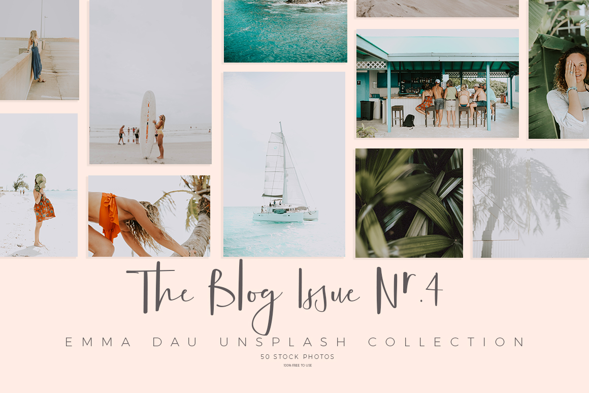 the blog issue no 4 feat Emma Dau 01